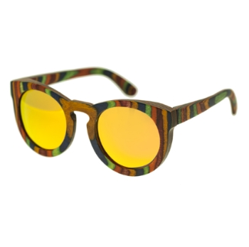 Spectrum Wood Kekai Sunglasses