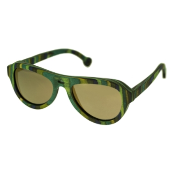 Spectrum Wood Lopez Sunglasses