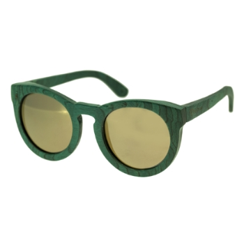 Spectrum Wood Malloy Sunglasses