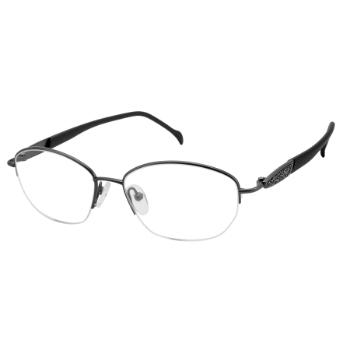 4bd6efa1584c Stepper Titanium 50198 SI Eyeglasses