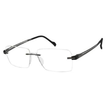 05a40e29c019 Stepper Titanium 83847 SI Eyeglasses