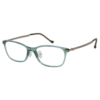 Stepper Stainless Steel 60008 STS Eyeglasses