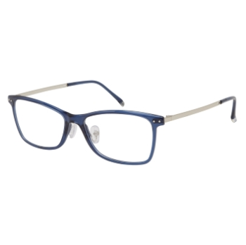 Stepper Stainless Steel 60019 STS Eyeglasses