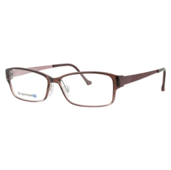 Stepper Stainless Steel 10050 STS Eyeglasses