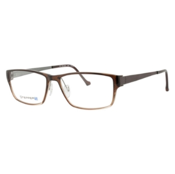 Stepper Stainless Steel 10051 STS Eyeglasses