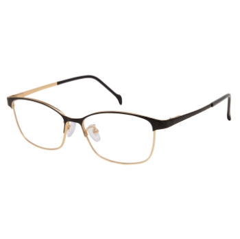 Stepper Titanium 74015 SI Eyeglasses