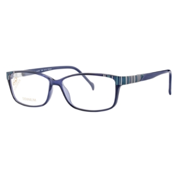 Stepper Titanium 30069 SI Eyeglasses