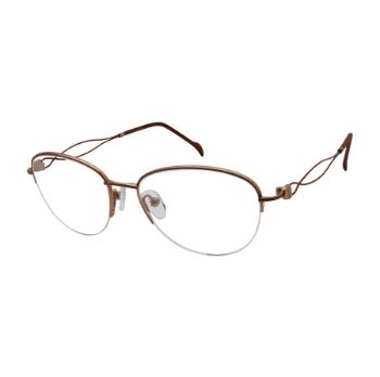 1cb9b67d2944 Stepper Titanium 50177 SI Eyeglasses