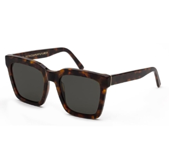 Super Aalto IFD0 B3H Classic Havana Asian Fit Sunglasses