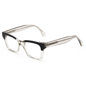 Super America IFIC GLT Repertoire Black Large Eyeglasses