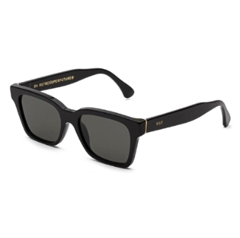 Super America ILTX C2N Black Sunglasses