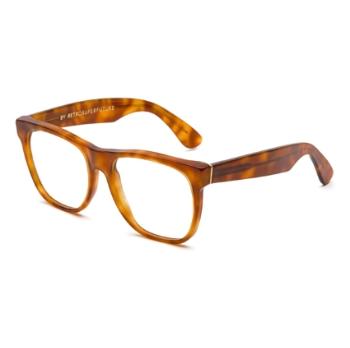 ae937e3b916 Super Classic Optical IF08 619 Light Havana Large Eyeglasses