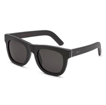 Super Ciccio IQSK ENQ Black Matte Sunglasses