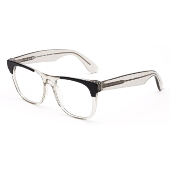 Super Classic I5G9 256 Repertoire Black Eyeglasses