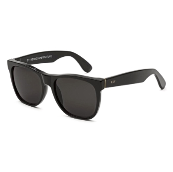Super Classic IB3W X7E Black Sunglasses