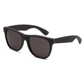 Super Classic IK9Y W5E Black Matte Sunglasses