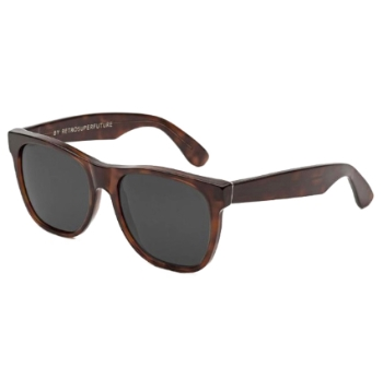 Super Classic ILIE 9GL Havana Large Sunglasses
