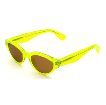 Super Drew I9CO RMN Hot Yellow Sunglasses