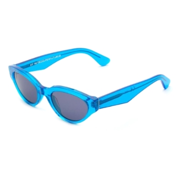 Super Drew IIB0 3S0 Hot Blue Sunglasses