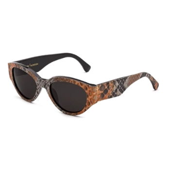 Super Drew Mama I08X LLP Orange Sunglasses