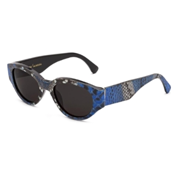 Super Drew Mama I22B ERH Blue Sunglasses