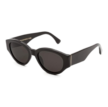 Super Drew Mama IOFD BC8 Black Sunglasses