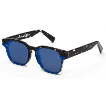 Super Euclid IE7A 97C Blue Mirror L Sunglasses