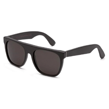 Super Flat Top I8GI RJ4 Black Matte Sunglasses