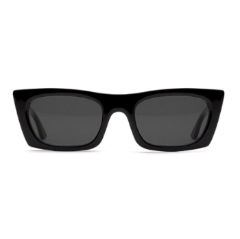 Super Fred IRTN NGK Black Sunglasses