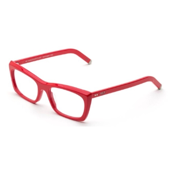 Super Fred IWIT T5O Rosso Eyeglasses