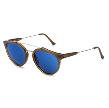 Super Giaguaro I50O TNB Deep Brown Sunglasses