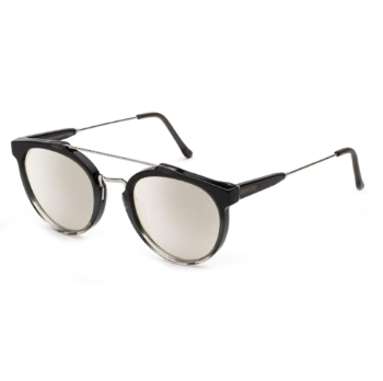 Super Giaguaro ID36 80O Monochrome Fade Large Sunglasses