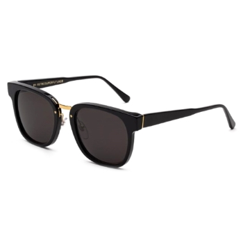 Super Giorno IAVD ABQ Black L Sunglasses