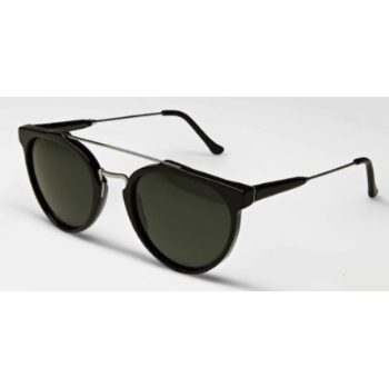 Super Jaguar Black 468 Sunglasses