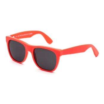 Super Kids Classics IDBW 224 Fluo Green Sunglasses