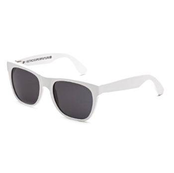 Super Kids Classics IG57 218 White Sunglasses