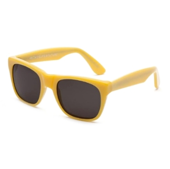 Super Kids Classics IQ3V 220 Yellow Sunglasses