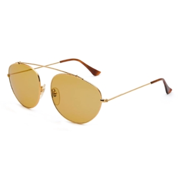 Super Leon I0W4 714 Yellow Sunglasses