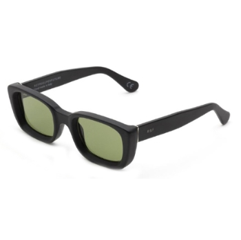Super Lira IBYN BCL Matte Black Sunglasses