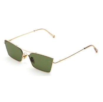Super Meta I1V5 UA1 Gold Sunglasses