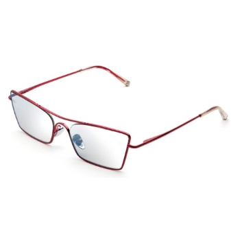Super Meta IZV3 7FP Red Sunglasses
