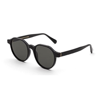 Super Noto IHRS DT8 Black Sunglasses