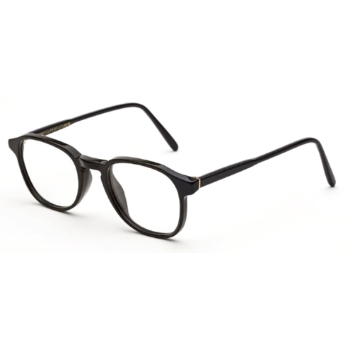 Super Numero 02 I1FW U3R Nero Small Eyeglasses