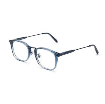 Super Numero 44 IIN7 TK0 Blue Faded Eyeglasses