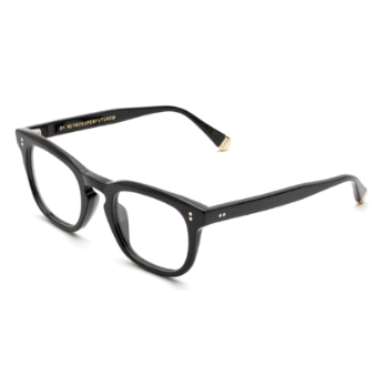 Super Numero 57 I6NS AC7 Nero Eyeglasses