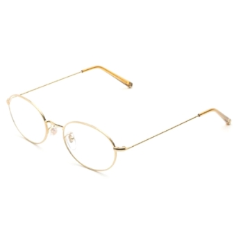 Super Numero 58 IBLP 3OR Oro Eyeglasses