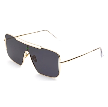 Super Ottanta I6XP QAF Black Sunglasses