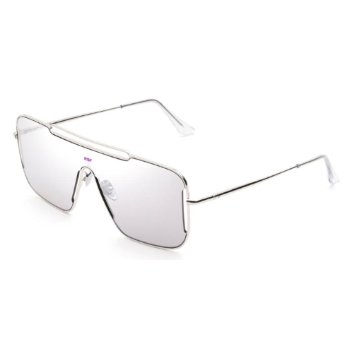 Super Ottanta ICXN 3H9 White Sunglasses