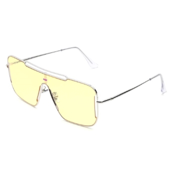 Super Ottanta IIYU MM1 Yellow Sunglasses