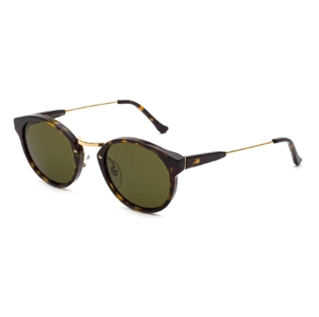Super Panam IWTR 00P 3627 Green Sunglasses